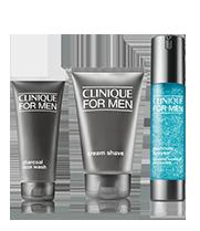 Clinique For Men™ Value Kit - Hydratation intense quotidienne