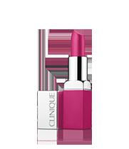 Rouge à lèvres mat + base de teint Clinique Pop™