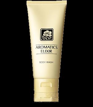 Aromatics Elixir™ gel moussant