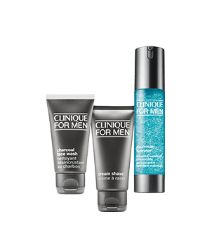 Clinique For Men™ trousse d'hydratation intense quotidienne