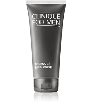 Clinique For Men™ nettoyant visage au charbon